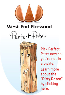 Perfect Peter from West End Firewood - The Dirty Dozen