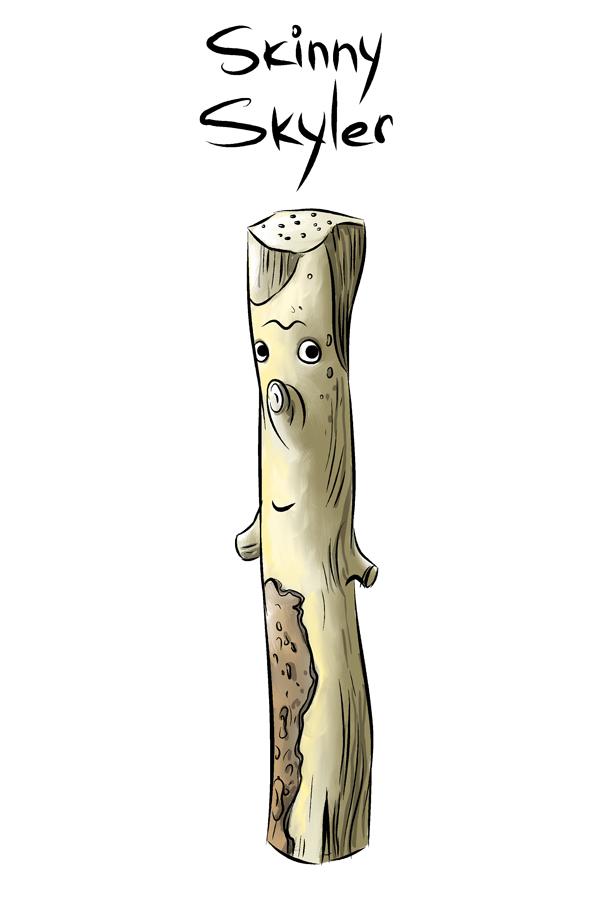Skinny Skyler from West End Firewood - The Dirty Dozen