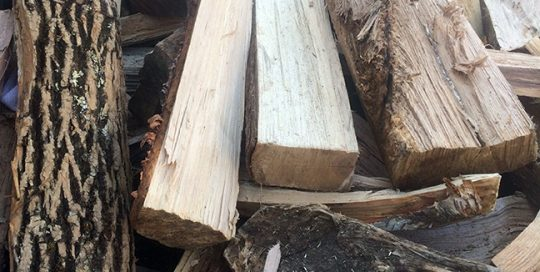 Kiln Dried Cord Wood from West End Firewood