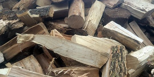 Odds and Ends Cord Wood from West End Firewood
